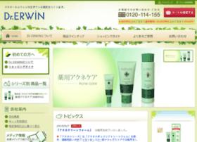 Dr-erwin.co.jp thumbnail