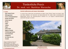 Dr-warzecha.de thumbnail