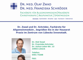 Dr-zwad.de thumbnail