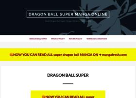 Dragon-ball-manga.com thumbnail