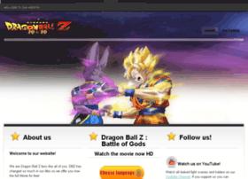 Dragonball2013.net thumbnail