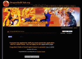 Dragonballclub.org thumbnail