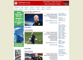 Dragonsoccer.co.uk thumbnail