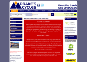 Drakescycles.co.uk thumbnail