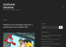 Drama-englishsubtitles.info thumbnail