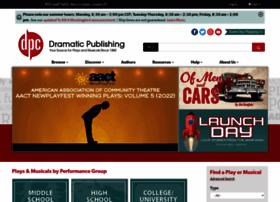Dramaticpublishing.com thumbnail