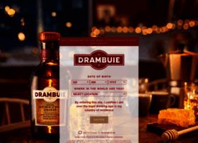 Drambuie.com thumbnail