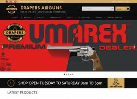 Drapers-airguns.co.uk thumbnail