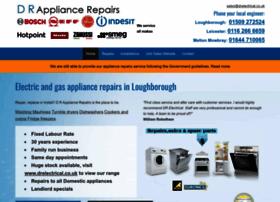 Drappliancerepairs-loughborough.co.uk thumbnail