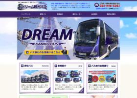Dream-bus.jp thumbnail