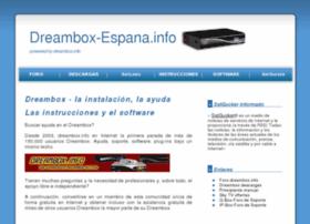 Dreambox-espana.info thumbnail