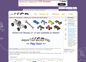 Dreamcarracing.com thumbnail