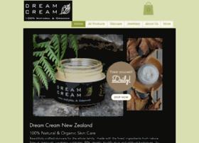 Dreamcream.co.nz thumbnail