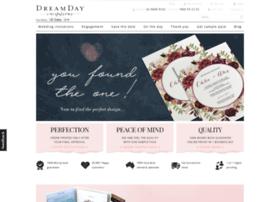 Dreamdayinvitations.com.au thumbnail