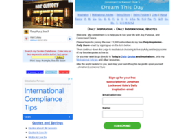 Dreamthisday.com thumbnail