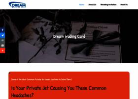 Dreamweddingcard.com thumbnail