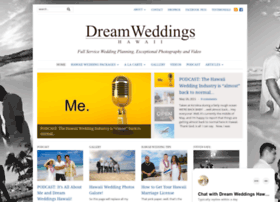 Dreamweddingshawaii.com thumbnail