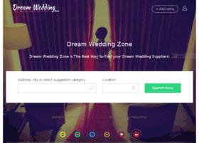 Dreamweddingzone.com thumbnail