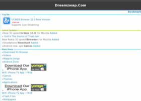Dreamzwap.com thumbnail