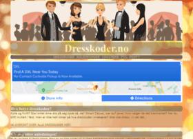 Dresskoder.no thumbnail