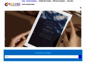 Drevio.com thumbnail