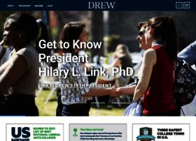 Drew.edu thumbnail