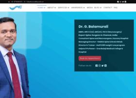Drgbalamurali.com thumbnail