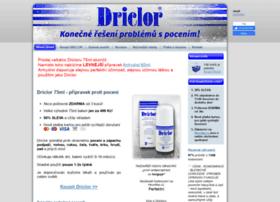 Driclor.eu thumbnail