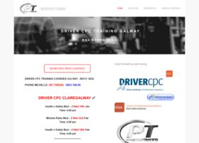 Drivercpcgalway.com thumbnail