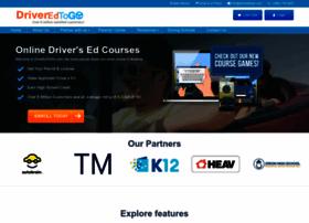 Driveredtogo.com thumbnail