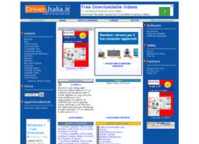 Driveritalia.it thumbnail