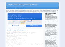 Driversedover18.com thumbnail