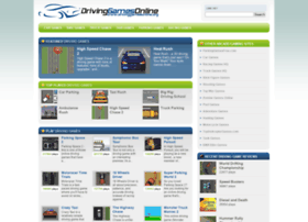 Drivinggamesonline.org thumbnail