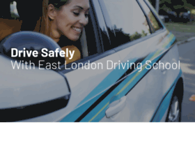 Drivingschooleastlondon.co.uk thumbnail