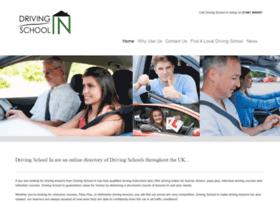 Drivingschoolin.co.uk thumbnail