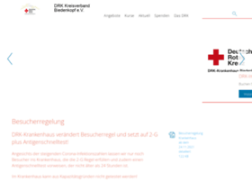 Drk-biedenkopf.de thumbnail