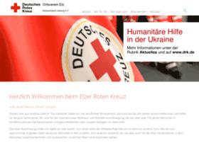 Drk-elz.de thumbnail