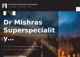 Drmishrassuperspecialityhomoeopathy.nowfloats.com thumbnail