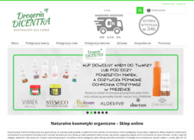 Drogeriadicentra.pl thumbnail