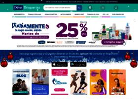 Drogueriascafam.com.co thumbnail