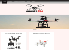 Drones-only.co thumbnail