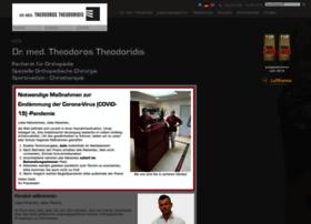 Drtheodoridis.de thumbnail