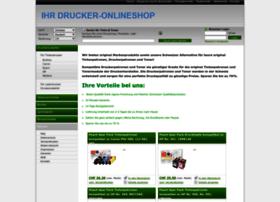 Drucker-onlineshop.ch thumbnail