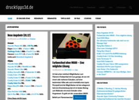 Drucktipps3d.de thumbnail