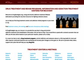Drugstrategies.org thumbnail