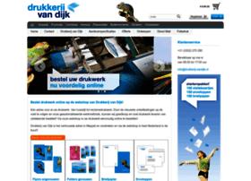 Drukkerij-vandijk.nl thumbnail