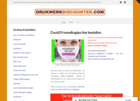Drukwerkdiscounter.nl thumbnail