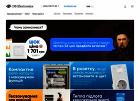 Ds-electronics.com.ua thumbnail