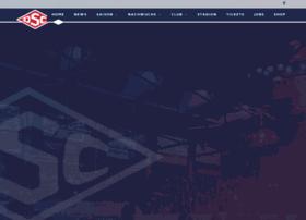Dsc-eishockey.de thumbnail