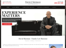 dshermanlaw.com at WI. Hamilton Family Lawyer, Divorce ...
